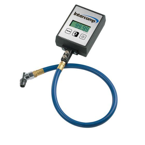 Digital tyre (tire) pressure gauge